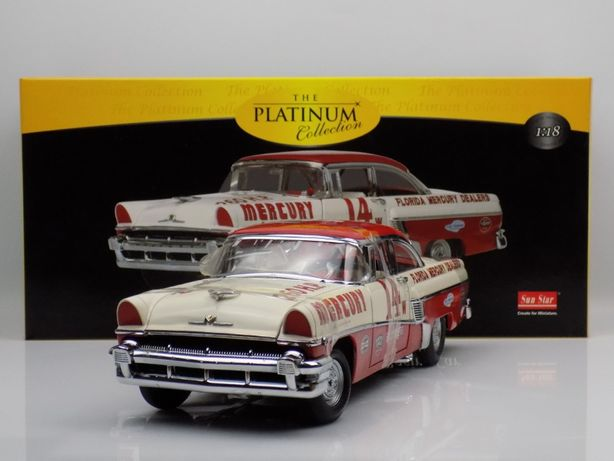 Mercury Montclair #14 Palm Beach 1956 Sunstar 1:18 OKAZJA !