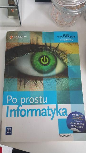 Po prostu informatyka WSIP Podręcznik zakres podstawowy