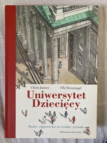 Uniwersytet dziecięcy - książka Nowa