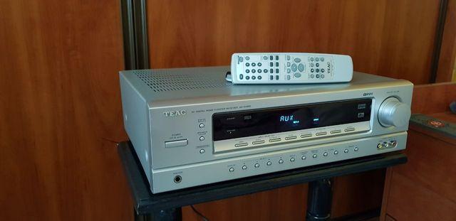 Amplituner kino domowe z radiem 5.1 TEAC AG-D8800 z pilotem