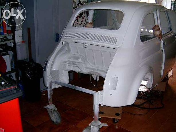 Motores e Caixas Fiat 500
