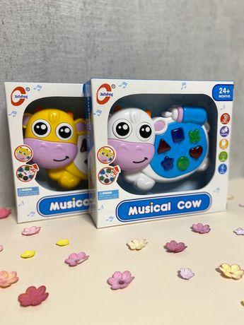 Музыкальная игрушка - пианино