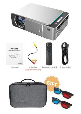 Светодиодный проектор ALSTON T6 с ПОДАРКОМ