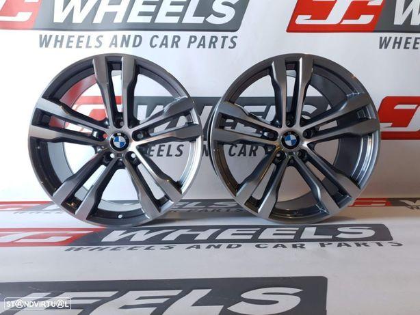 Jantes BMW Style 468 X5/X6 em 20 5x120