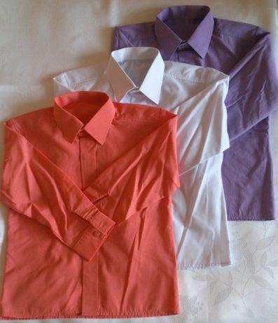 koszule (dwie) rozmiar 98