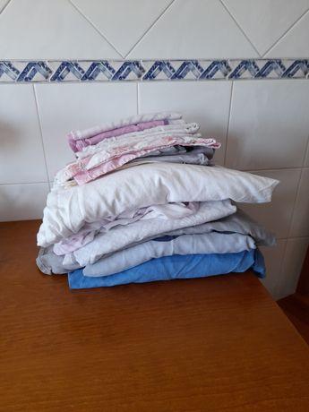 3 conjuntos de lençóis