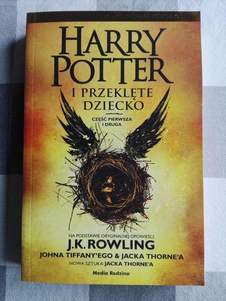 Harry Potter i przeklęte dziecko NOWA