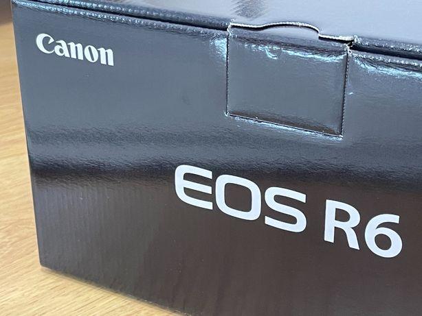 Canon EOS R6 nova