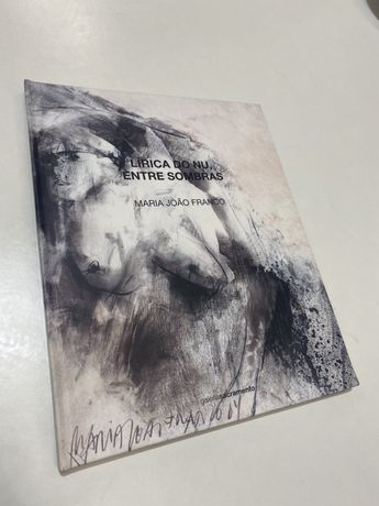Livro de Arte da Artista Maria João Franco