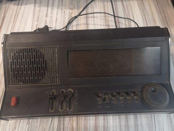 Stare radio UNITRA Diora Akord DMP-501.