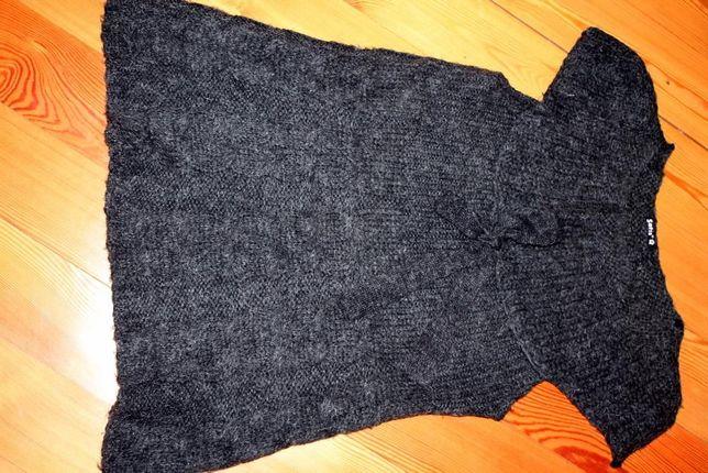 Tunika ciepła ciążowa - rozmiar M