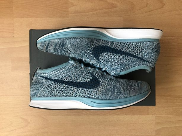 Nike Flyknit Racer – BLUEBERRY – US9