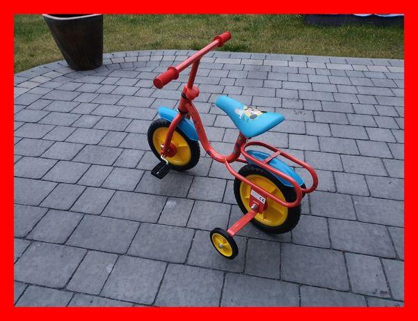 Nowy rowerek dla dziecka 4 kółka