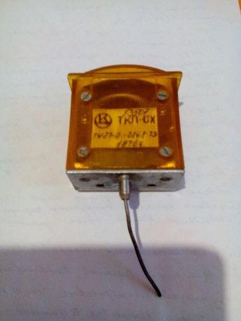 Термометр манометрический ТКП-СМ (-20 - +30)
