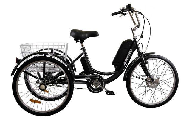 """Электровелосипед трехколесный грузовой Ardis 24"""" 36V 350W"""