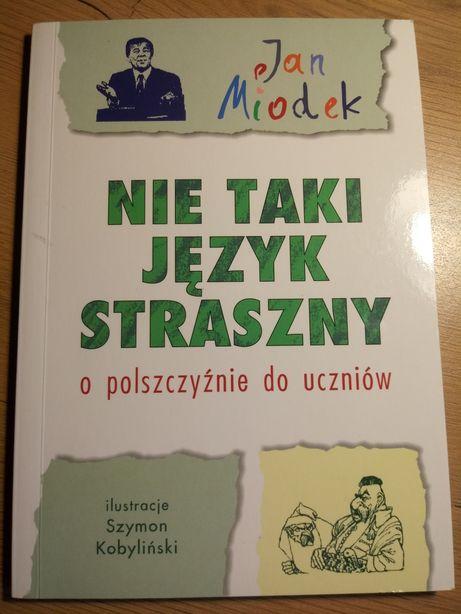 Nie taki język straszny-Jan Miodek