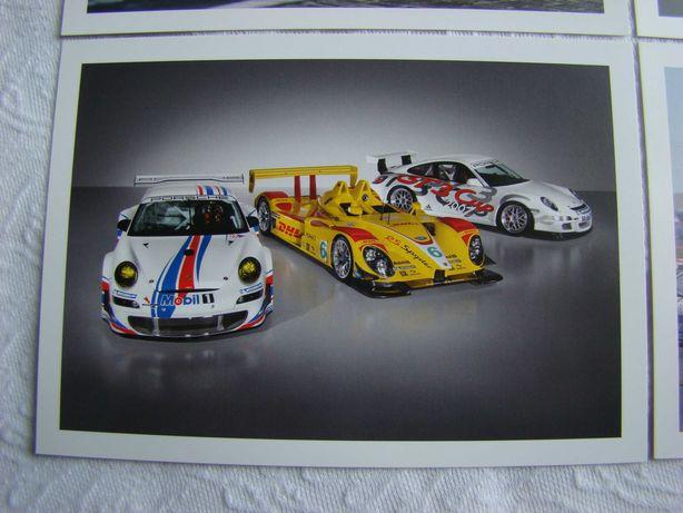 Porsche Motorsport Порше Моторспорт открытки