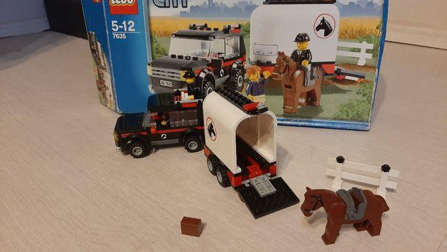 Lego City 7635