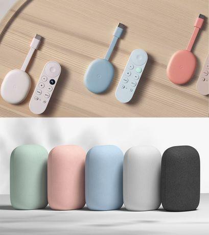 Google chromecast 2020 google tv / nest audio