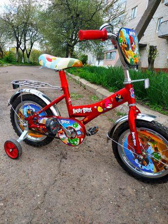 Дитячий велосипед .14 колеса