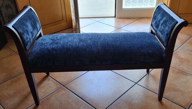 Canapé de Estilo Inglês (em veludo): 130€