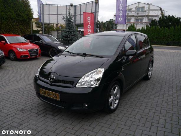 Toyota Corolla Verso 7osob Stan b.dobry 100%bezwypadkowy 1wł serwisowany z Niemiec Opłacony