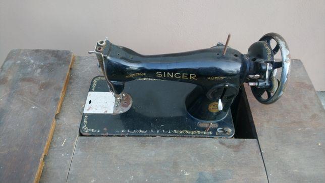 Maszyna zabytkowa Singer
