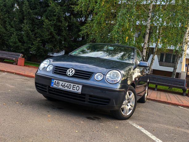 Volkswagen Polo 4 (type 9n) 2002 рік