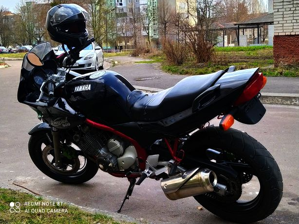Yamaha Diversion XJ600 s