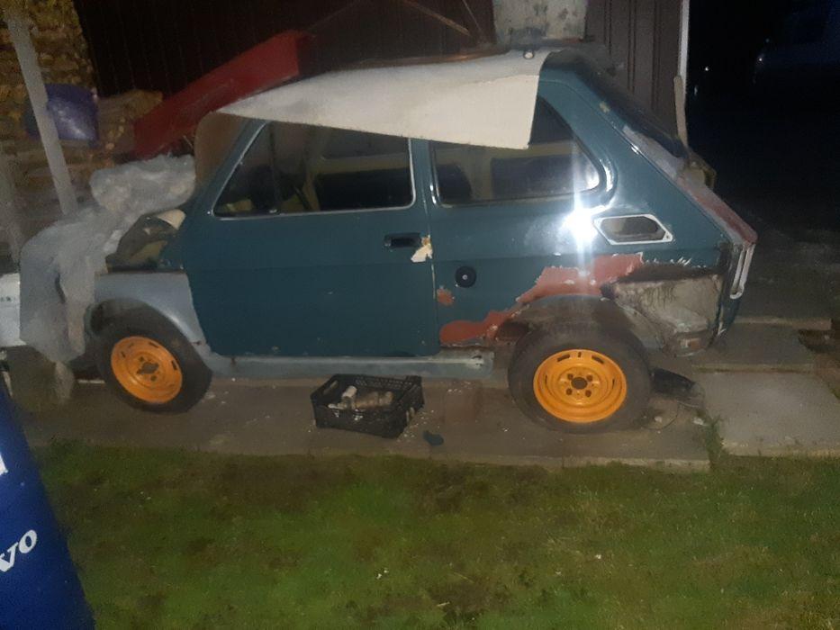 Sprzedam Fiata 126p Pilzno - image 1