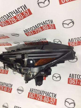 Mazda CX-5 KF фары мазда сх5 телевизор бампер усилитель защита