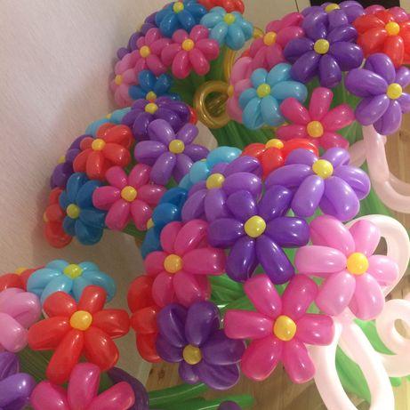 Букет з кульок, шариков