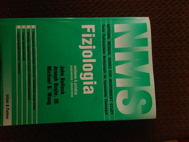 Różne książki medyczne dla studentów