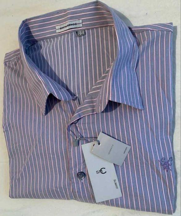 Мужская рубашка SMC by SEMCO Геническ - изображение 1