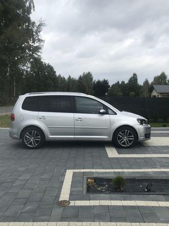 VW TOURAN 1.6 Zadbany 7-OSOBOWY!