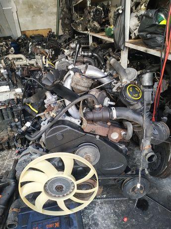 Двигатель Форд Транзит 2.5 D Краб