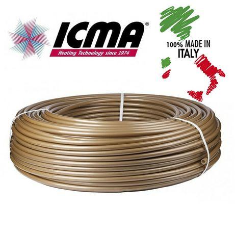 ICMA Италия, труба для теплого пола 16х2 pex-a