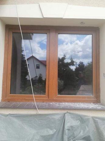 Okna plastikowe wymiary ok.157x124cm