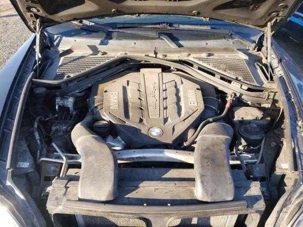 Двигатель BMW X5 E70 N63 4.4 БМВ Е70 5.0i рест lift  5.0 мотор двигун