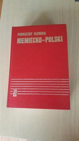 Podręczny słownik niemiecko polski