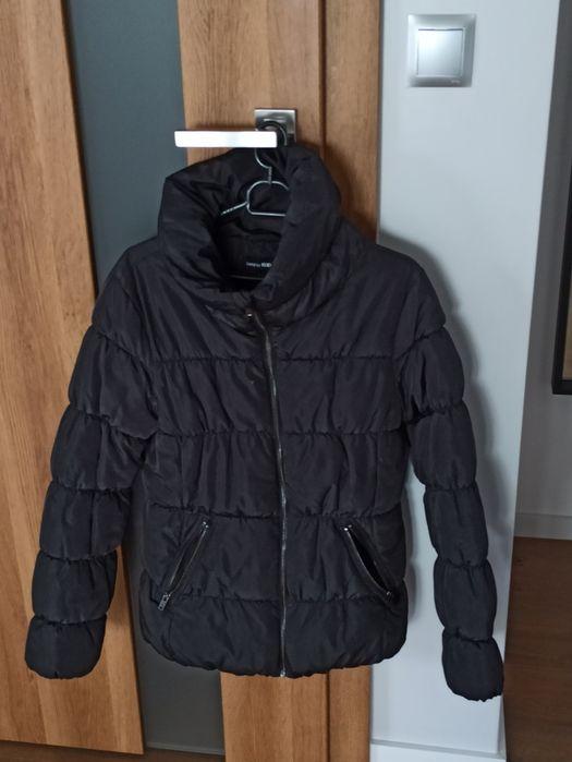 KappAhl kurtka czarna damska pikowana 38 Suchy Dwór - image 1