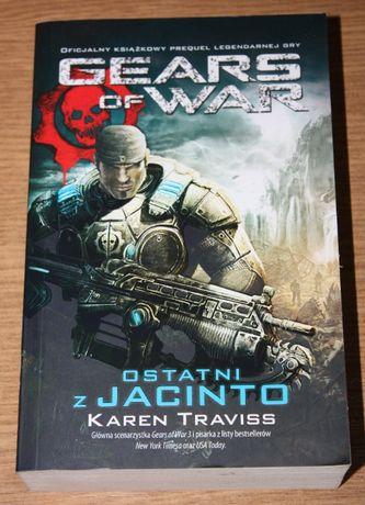 """Książka """"Gears of War - Ostatni z Jacinto"""""""