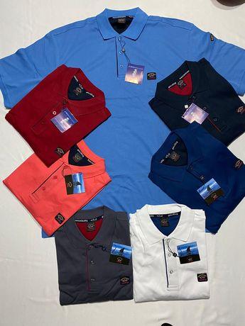 Koszulki polo PAUL&SHARK Mega Duże rozmiary