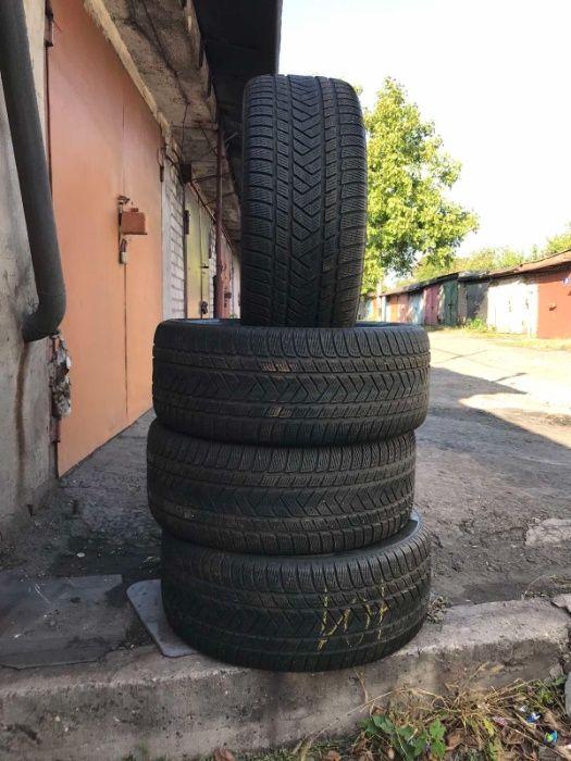 Комплект зимней резины Pirelli Scorpion Winter 265x50x19 Кривой Рог - изображение 1