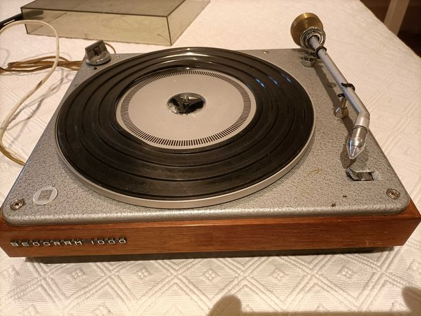Gira Discos Beogram 1000 - Bang & Olufsen