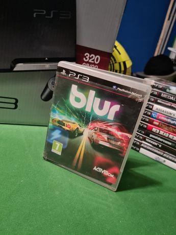 Ps3 BLur PlayStation 3 igła wyścigi samochodowe