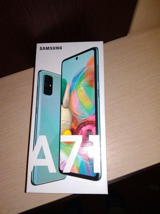 Смартфон  Samsung A71 Бердичев - изображение 1