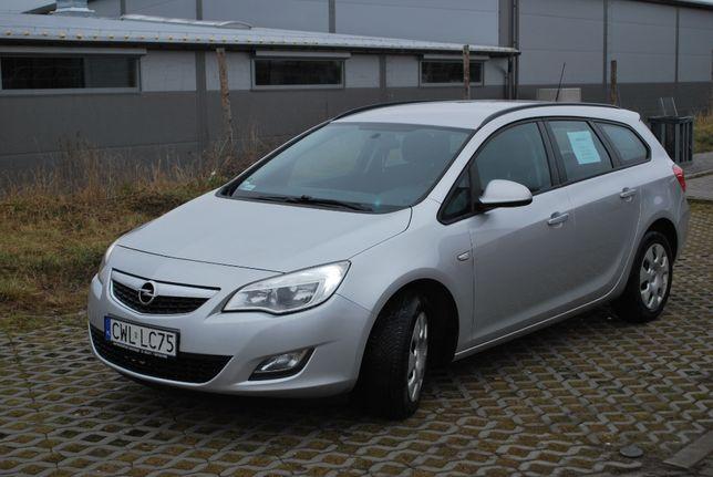 Sprzedam Opel Astra 1,7 CDTI