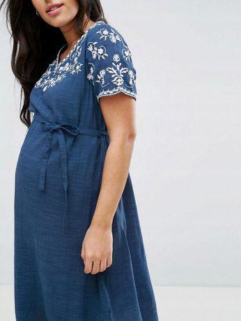 Sukienka ciążowa r.38