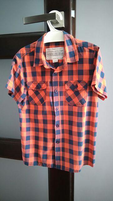 Koszula w kratę Cool club 122